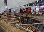 Паруса «Московского Боут Шоу»