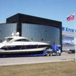 Фоторепортаж с выставки «Катера и Яхты MIBS 2009»