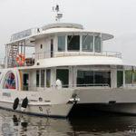 Яхта «Отрада» – новое слово в отдыхе на воде