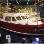 Репортаж с выставки Linssen Yachts Boat Show 2008