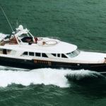 Яхты Mulder Flybridge: современная классика отдыха.