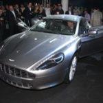Burevestnik Group представил российской публике новый Aston Martin