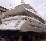Большому кораблю большое плавание или презентация Technema 120 и экскурсия на верфь Rizzardi