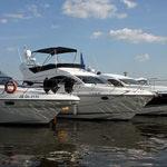 Первая весенняя выставка Burevestnik International Boat Show 2010